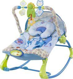 Sun Baby Leżaczek - królestwo zwierząt