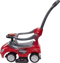 Sun Baby Jeździk Mega car z popychaczem - czerwony