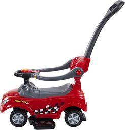 Sun Baby Jeździk Quick Coupe - czerwone