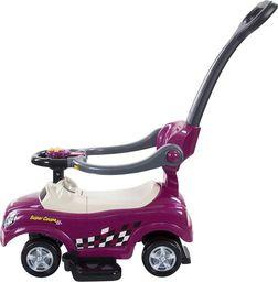 Sun Baby Jeździk Quick Coupe - fioletowe