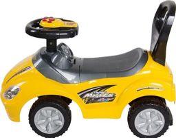 Sun Baby Jeździk Mega car - żółty