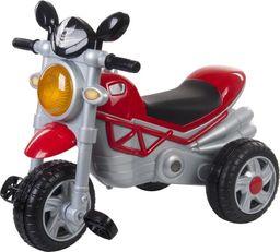 Sun Baby Jeździk motocykl Chopper - czerwony