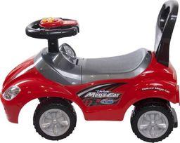 Sun Baby Jeździk Mega car - czerwony