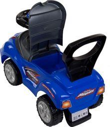 Sun Baby Jeździk Mega car - niebieski