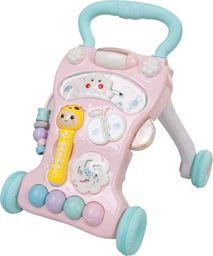 Sun Baby Chodzik - pchacz do nauki chodzenia z zabawkami