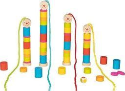 Goki Goki - gra z gąsienicami na sznurkach