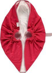 Snugglebundl Snugglebundl baby blanket Poppy Red