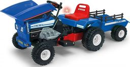 Injusa Traktor Na Akumulator Dump Injusa 12V
