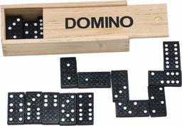 Woody Domino klasyczne w drewnianym pudełku