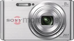 Aparat cyfrowy Sony DSCW830S (Sony DSC-W830 silver)