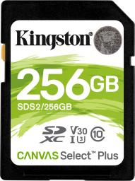 Karta Kingston SDXC Canvas Select Plus 256GB (SDS2/256GB)
