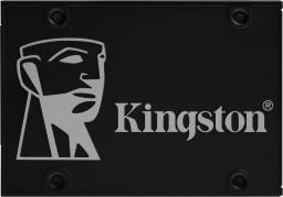 "Dysk SSD Kingston KC600 256 GB 2.5"" SATA III (SKC600/256G)"