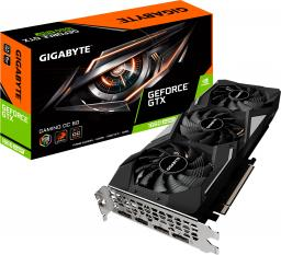 Karta graficzna Gigabyte GeForce GTX 1660 SUPER Gaming OC 6GB GDDR6 (GV-N166SGAMING OC-6GD)