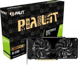 Karta graficzna Palit GeForce GTX 1660 SUPER GamingPro OC 6GB GDDR6 (NE6166SS18J9-1160A)