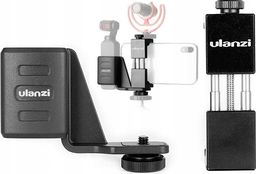 Gimbal Ulanzi Uchwyt Mocowanie Na Dji Osmo Pocket Do Telefonu / Smartfona Ulanzi Op-1 Kit