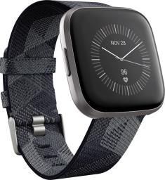 Smartwatch Fitbit Versa 2 Special Edition Czarno-szary  (FB507GYGY)