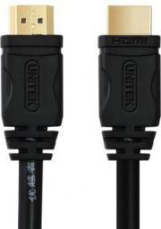 Kabel Unitek HDMI - HDMI 5m Czarny (Y-C140)