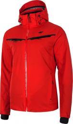 4f Kurtka narciarska męska H4Z19 KUMN007 czerwona r. M ID produktu: 6318360
