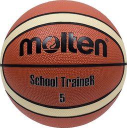 Molten Piłka Molten G5-ST School Trainer BG5-ST brązowy 5