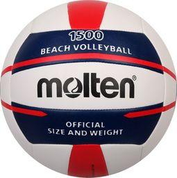 Molten Piłka siatkowa plażowa (BV1500-WN)