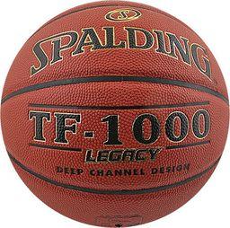 Spalding Piłka koszykowa TF-1000 Platinium Legacy Energa brązowy 7