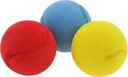 Piłka piankowa 70 mm 3 szt. MD14861 multikolor