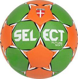 Select Piłka ręczna 1,5 Select Future Soft 1630850242 zielony 1