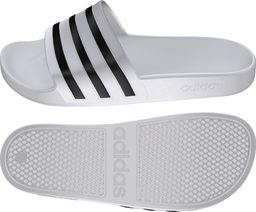 Adidas Klapki adidas Aqua F35539 F35539 biały 39 1/3