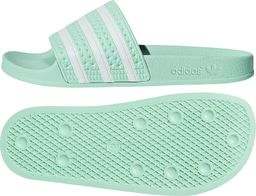 Adidas Klapki adidas Originals Adilette CG6538 CG6538 zielony 42