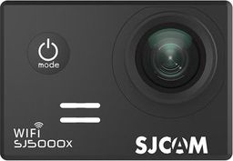 Kamera SJCAM SJ5000X Elite - 3 baterie + monopod pro
