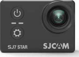 Kamera SJCAM SJ7 Star - 2 baterie + dodatkowe akcesoria