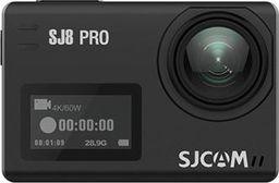 Kamera SJCAM Kamera sportowa SjCam SJ8 Pro - 3 baterie + monopod pro