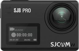 Kamera SJCAM Kamera sportowa SjCam SJ8 Pro - 3 baterie + monopod standard
