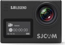 Kamera SJCAM SJ6 Legend - 3 baterie + monopod pro