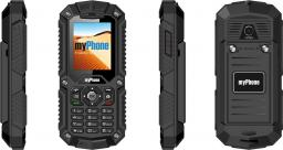 Telefon komórkowy myPhone HAMMER czarny