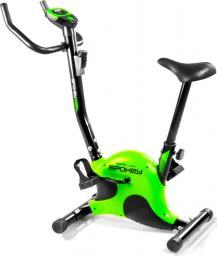 Spokey Rower mechaniczny Onego czarno-zielony