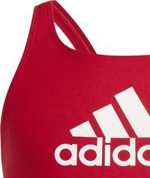 Adidas Kostium adidas YA BOS Suit DZ0062 DZ0062 czerwony 128 cm