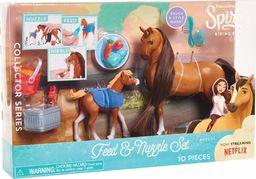 Just Play Spirit Mustang Duch Wolności Zestaw 2 konie i akcesoria