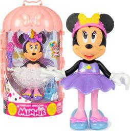 Imc Disney Myszka Minnie Lalka Fantasy Jednorożec