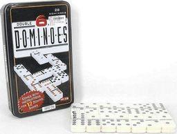 Icom Gra Domino w pudełku -kolor czarny DD013078