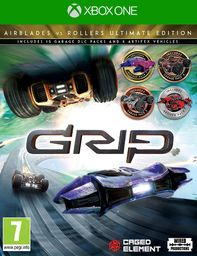 GRIP Combat Racing: Rollers vs Airblades Ultimate Edition (XONE)