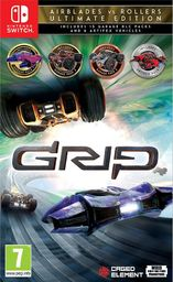 GRIP Combat Racing: Rollers vs Airblades Ultimate Edition (SWITCH)