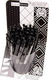 Cresco Długopis SERIA - S BLACK&WHITE