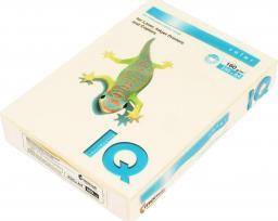 IQ Color Papier ksero IQ Color A4 160g kremowy 250 arkuszy