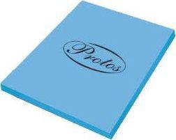 Protos Papier ksero jasny niebieski A4 80g. 100 arkuszy