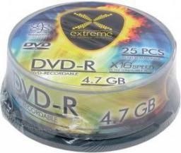 Extreme DVD-R/25/Cake 4.7GB 16x