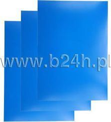 Titanium Karton do bindowania chromolux niebieski