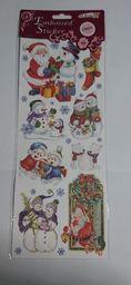 ALIGA naklejki świąteczne z brokatem (ALIG0977)