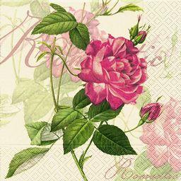 GOMAR Serwetki Lunch Classic Rose 33x33 / 21459