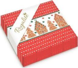 Herlitz Serwetki bożonarodzeniowe Pierniki